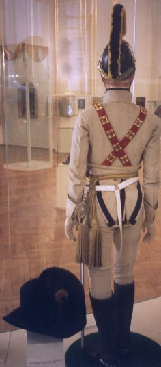 Cuirassier Officer (Rear View)